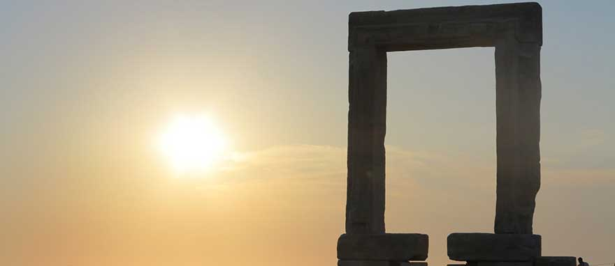 Best Places to visit in Naxos Temple of Apollo